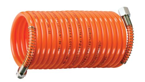 Spirali in nylon e rilsan -